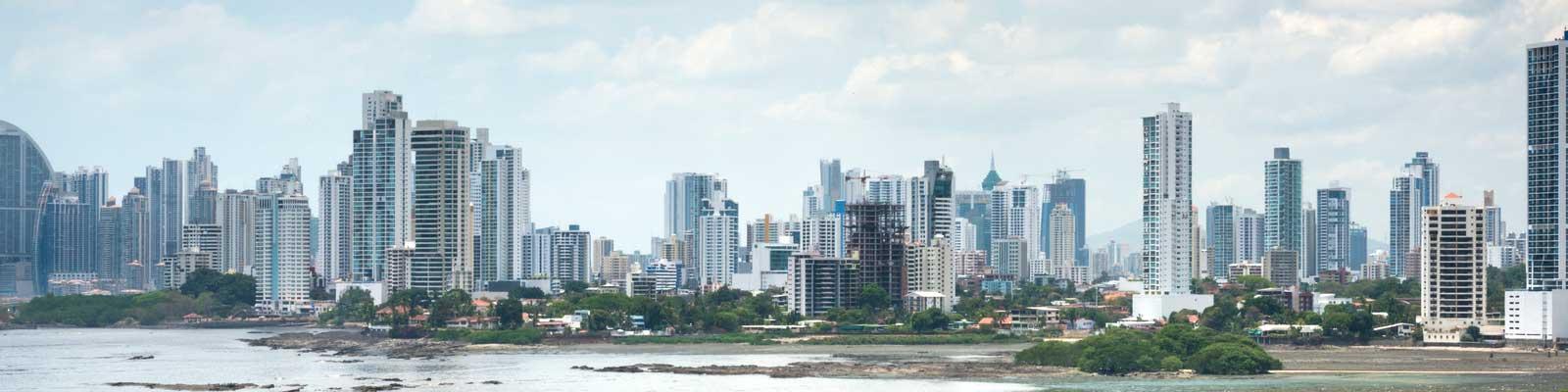 Panamá Immobilien - Büros, Bauflächen, Hotels - Bauen, Investieren, Mieten